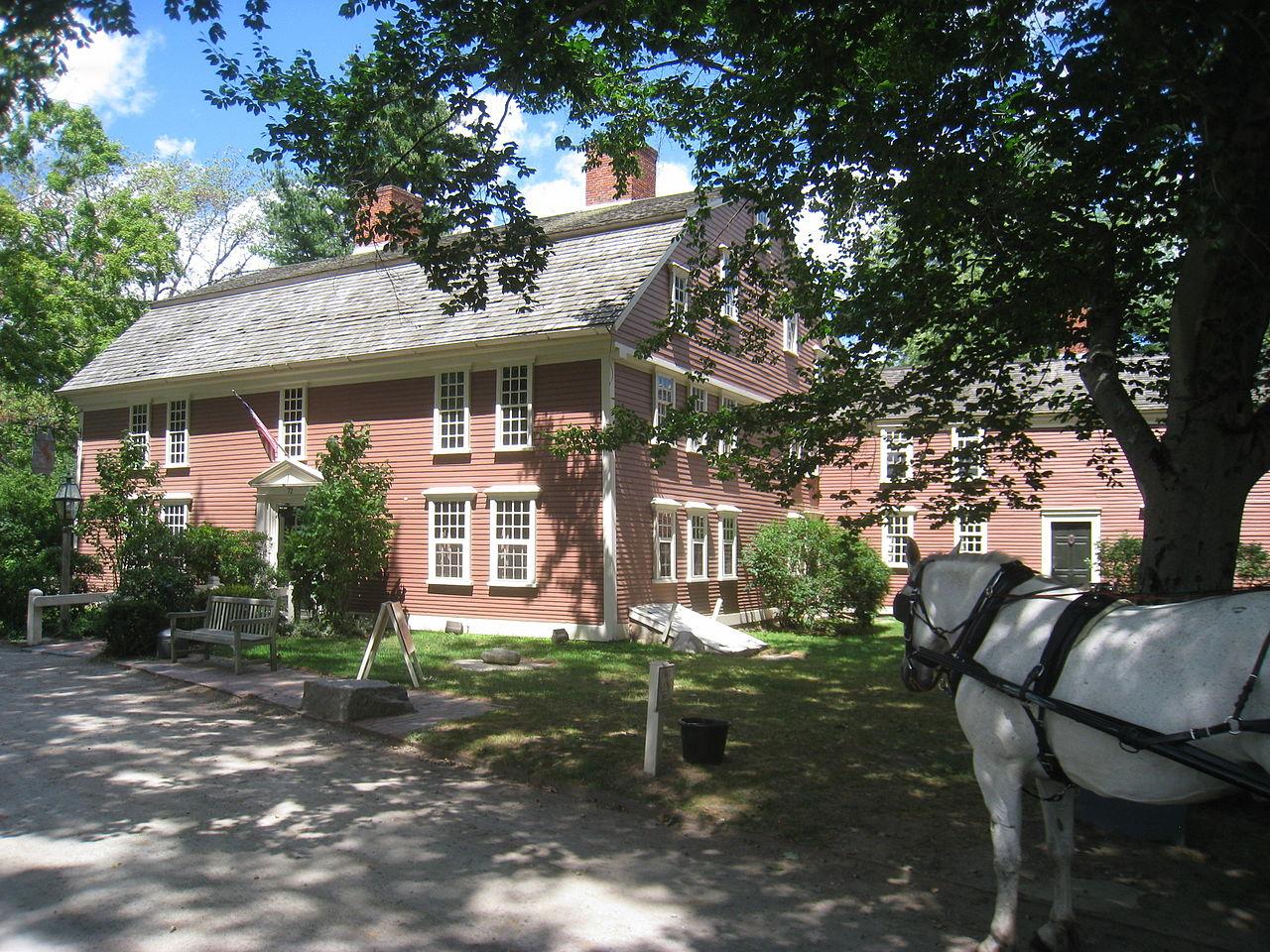 Longfellow's Wayside Inn, Massachusetts, oldest bars