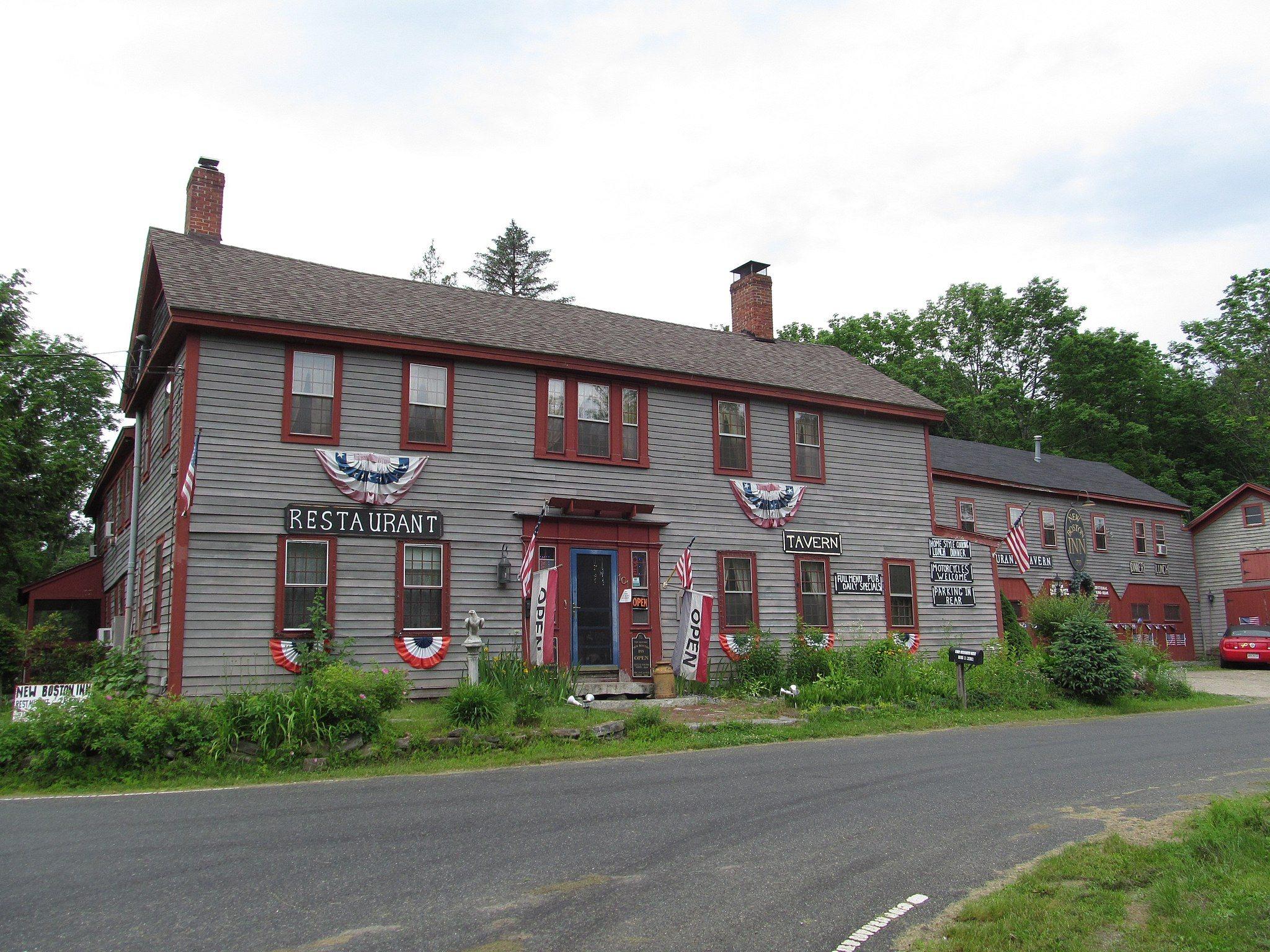 Oldest bars America