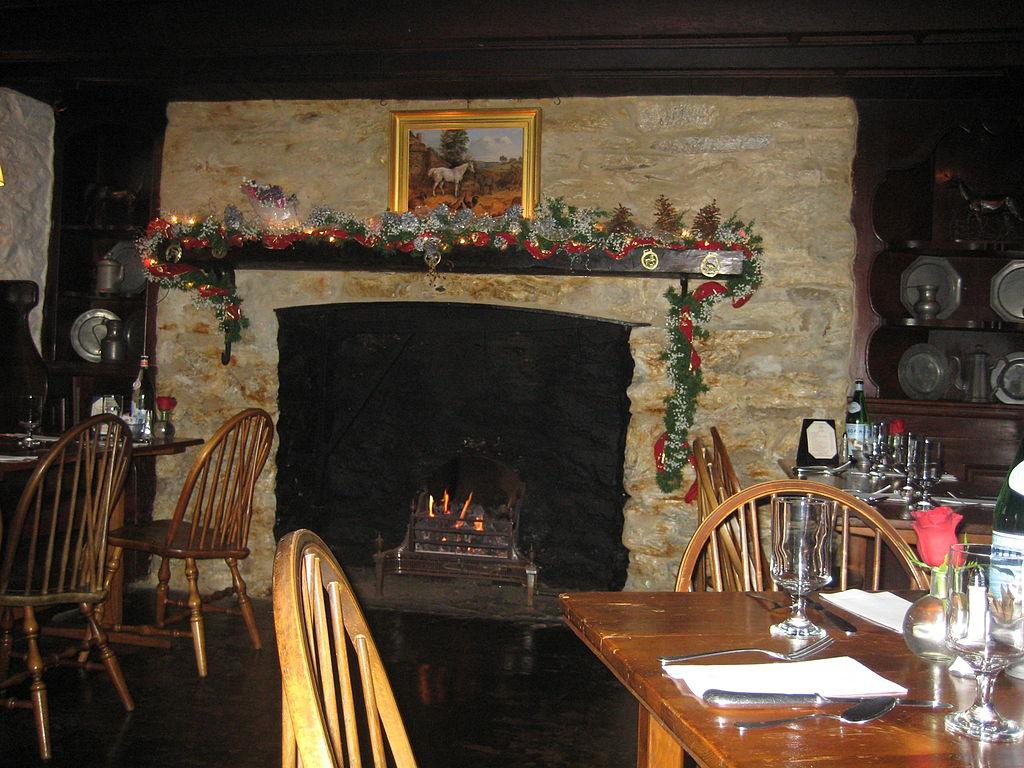 Oldest bars America, Red Fox Inn, Virginia