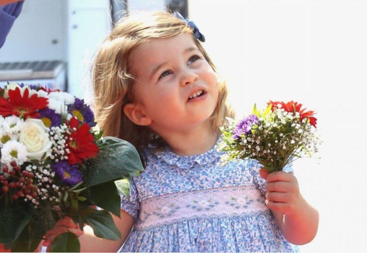 Princess Charlotte of Cambridge