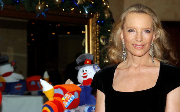Princess Michael Of Kent attends the SPARKS Winter Bal