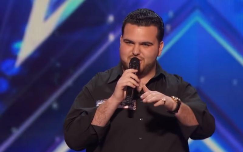 Sal Valentinette on America's Got Talent