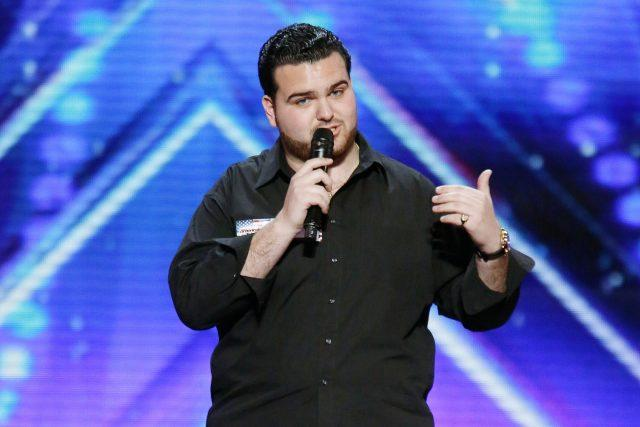 "Sal Valentinetti on ""America's Got Talent"""