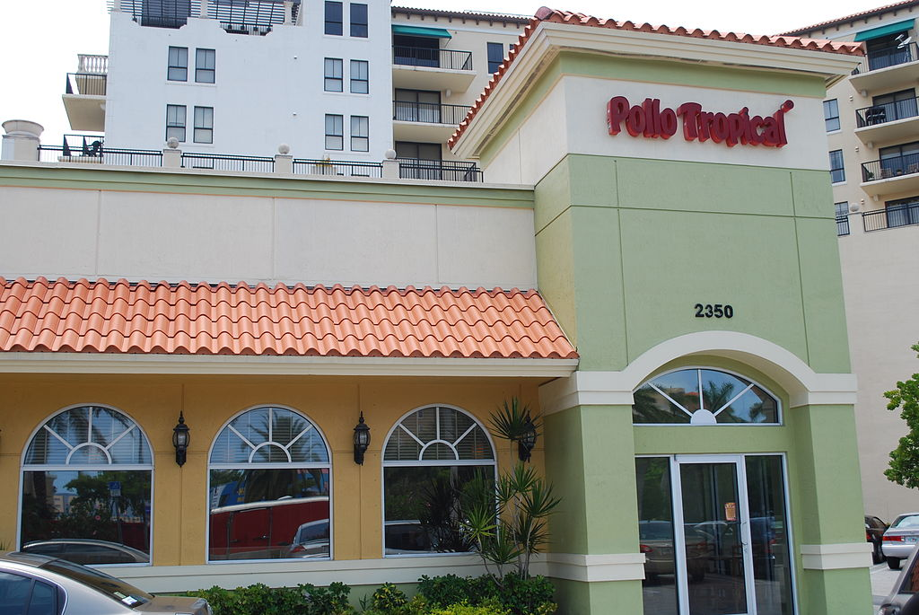 Pollo Tropical is one of America's struggling restaurants.