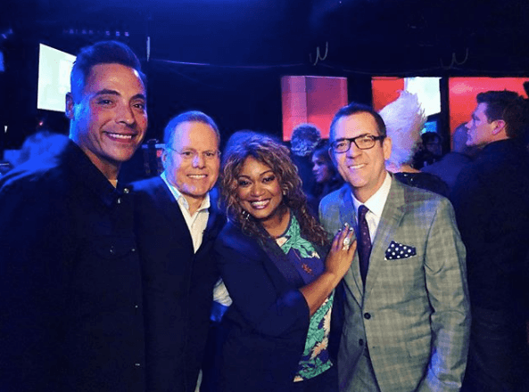 Ted Allen and Food Network stars
