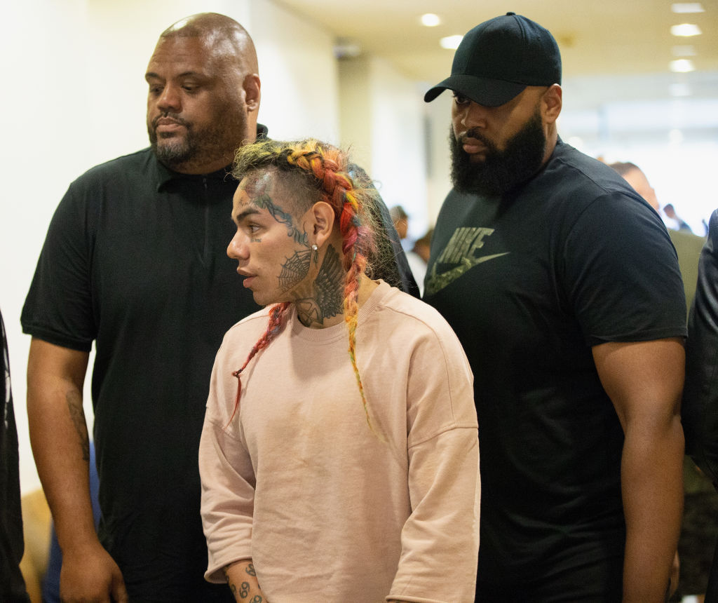 How Going to Prison Helped Tekashi 6ix9ine Top the Charts on