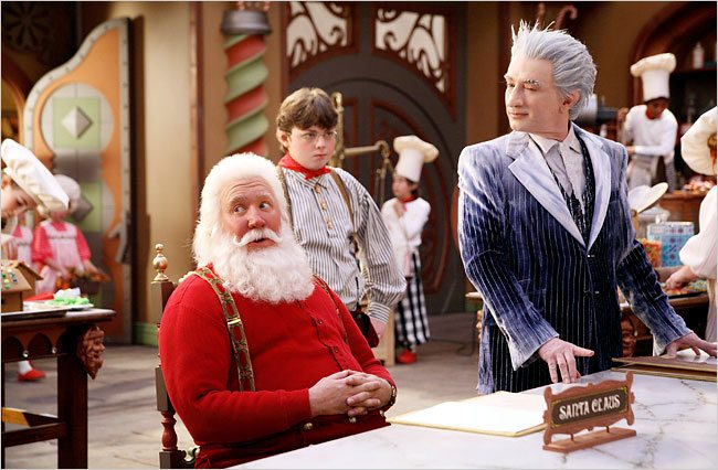 Santa Claus 3: The Escape Clause