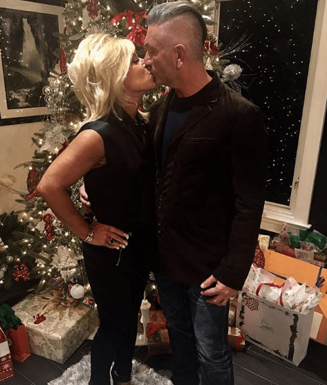 "Theresa and Larry Caputo from ""Long Island Medium"""
