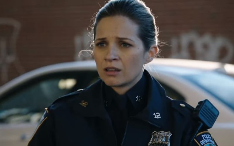 Vanessa Ray as Eddie Janko in Blue Bloods