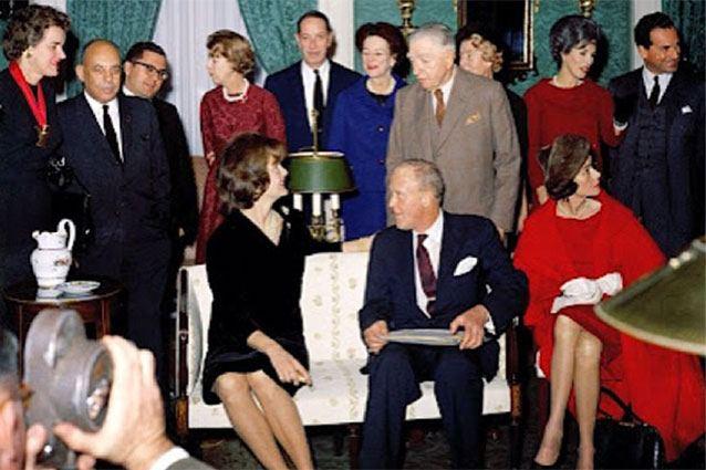 White House in December 1961