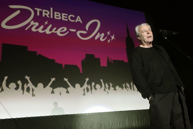 William Goldman at 2009 Tribeca Film Festival.