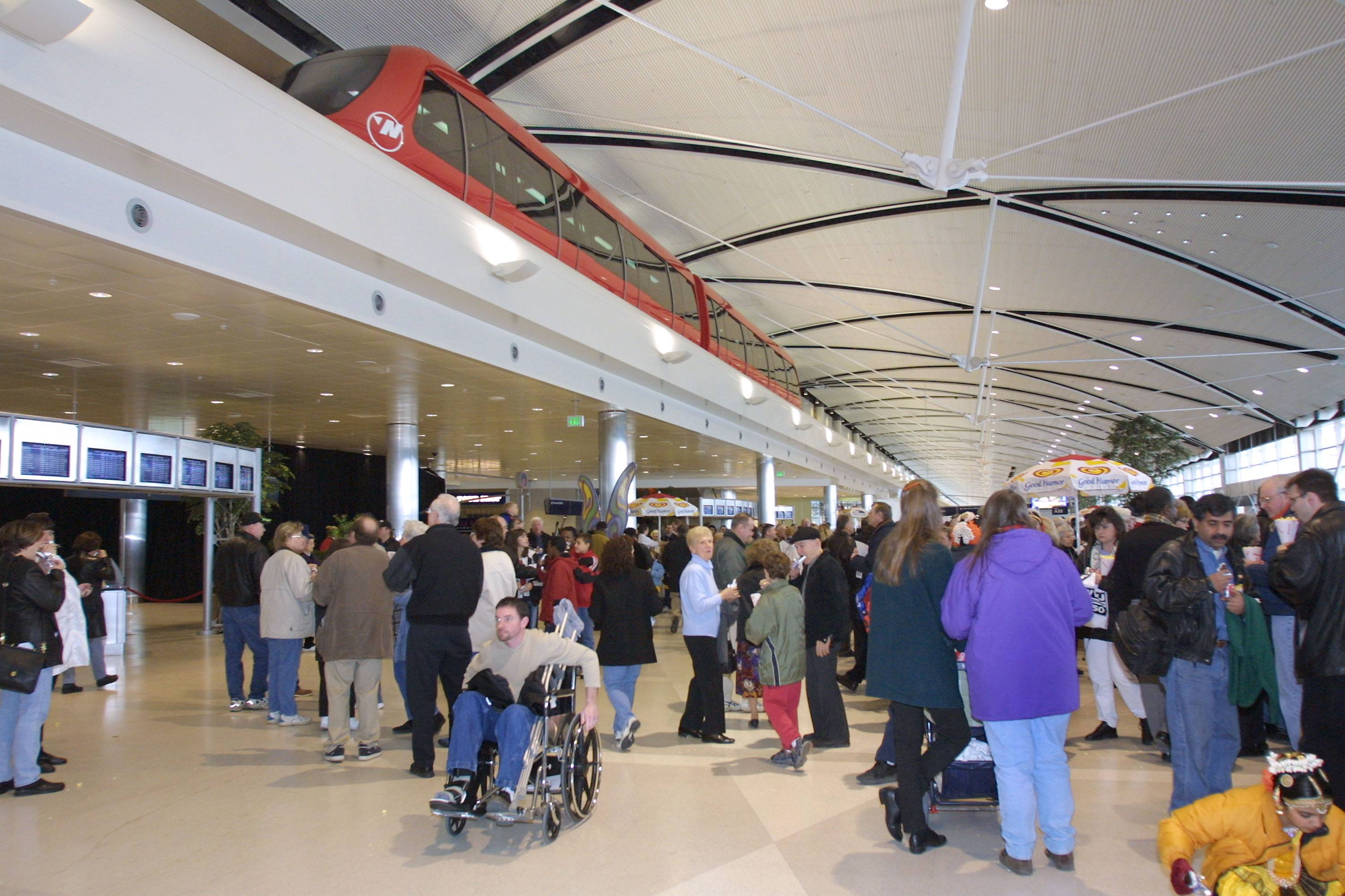 Detroit Airport