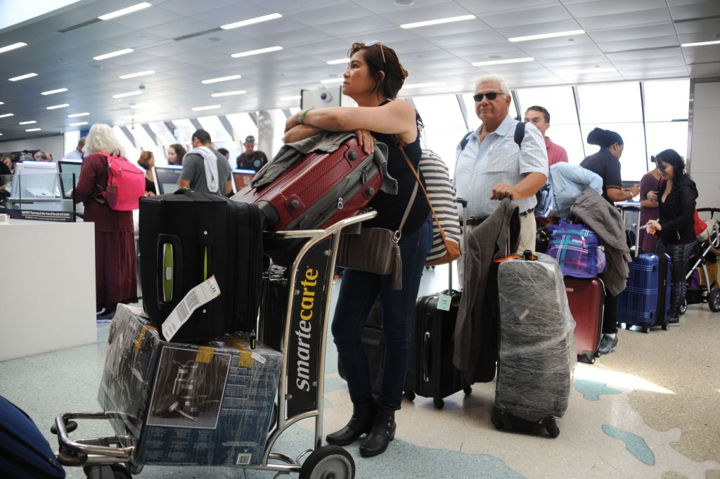 Fort Lauderdale's Hollywood International is one of the worst airports in the United States