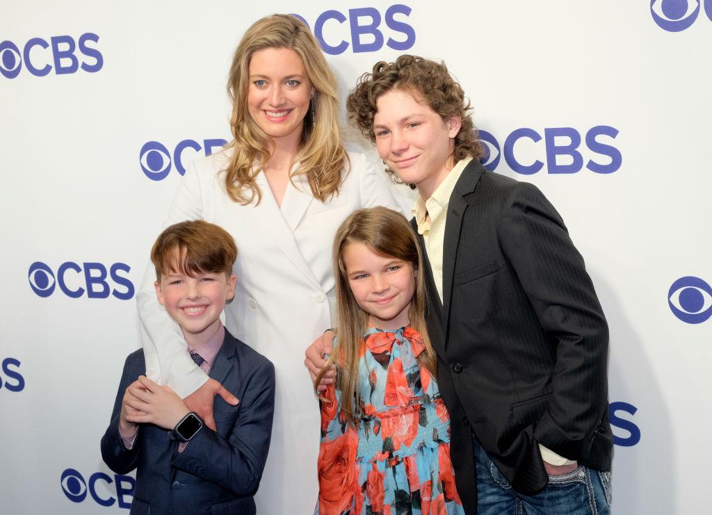 Young Sheldon cast