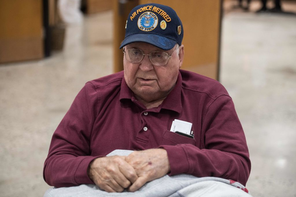 American Air Force veteran