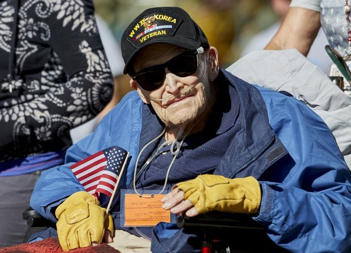 American veteran war hero