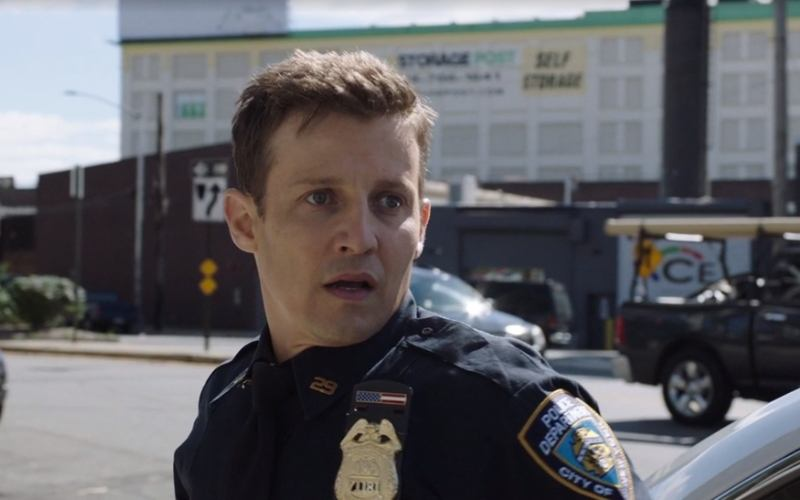 Will Estes as Jamie Reagan in Blue Bloods