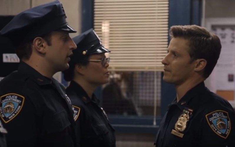 Jamie Reagan on Blue Bloods