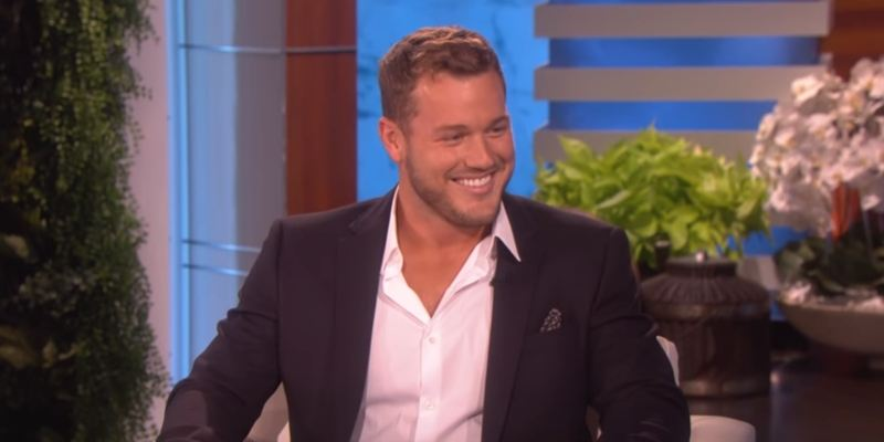 The Bachelor Why Colton Underwood Doesn T Play Football Anymore