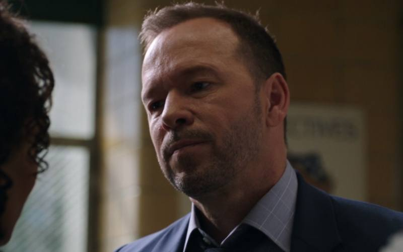 Donnie Wahlberg as Danny Reagan on Blue Bloods