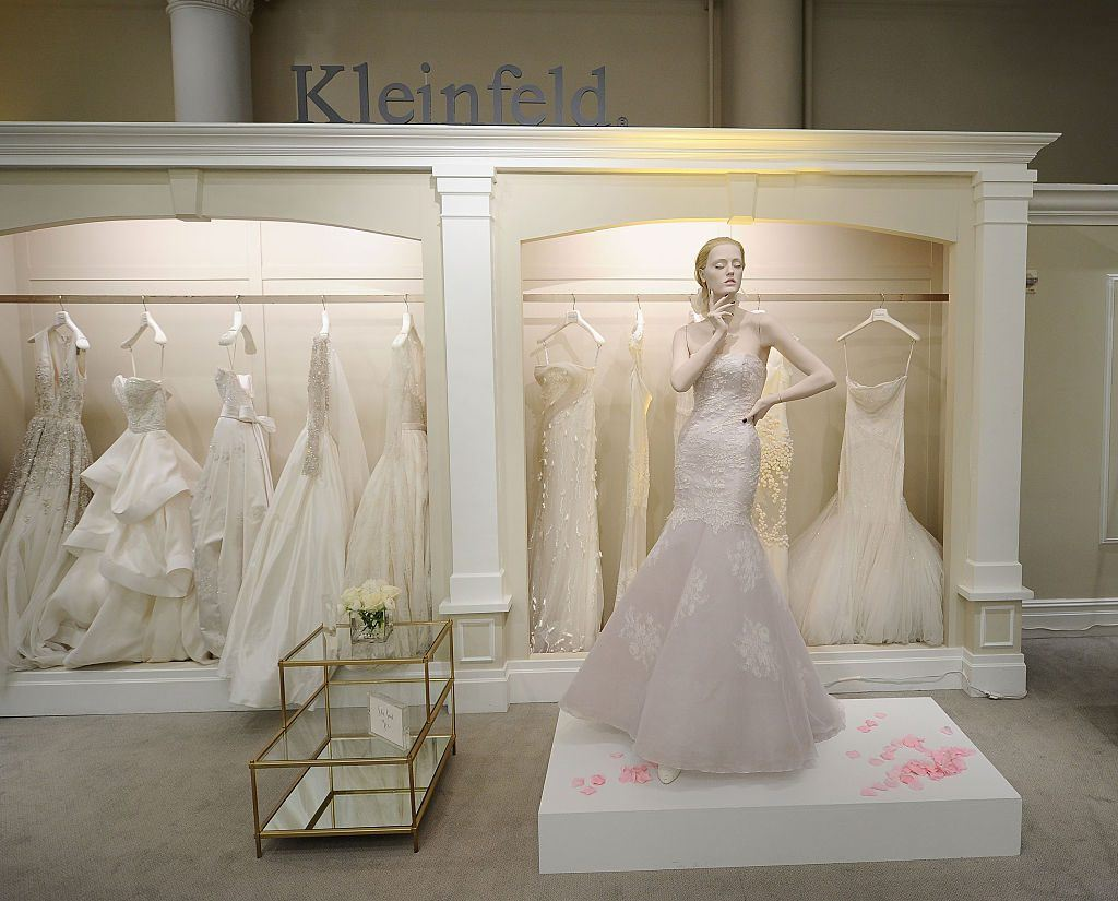 Wedding dresses at Kleinfeld