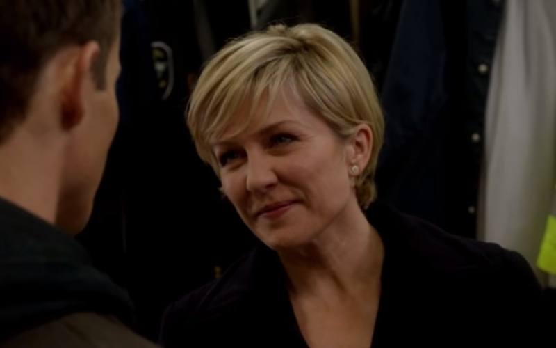 Amy Carlson as Linda Reagan on Blue Bloods
