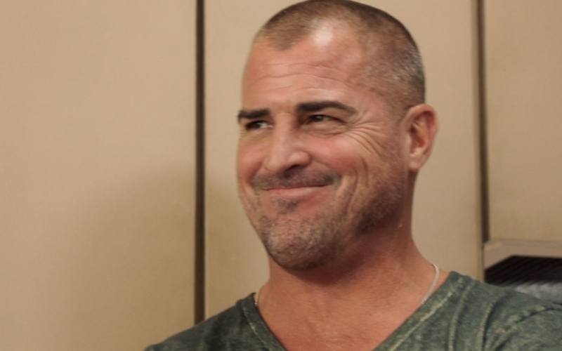 George Eads as Jack Dalton in MacGyver