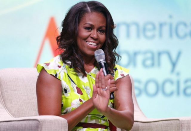 Michelle Obama Believes 'Leaning In' Does Not Always Work