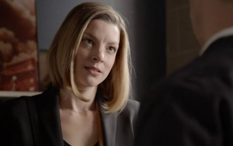 Kate Villanova as Naomi in Chicago Fire