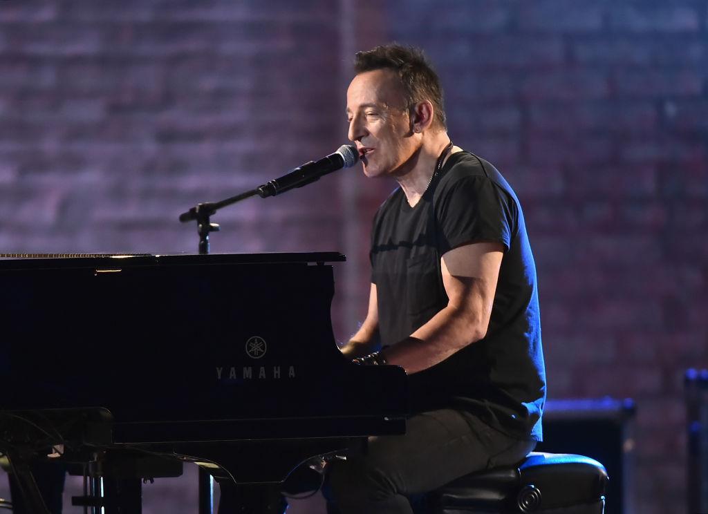 Bruce Springsteen at 2018 Tony Awards