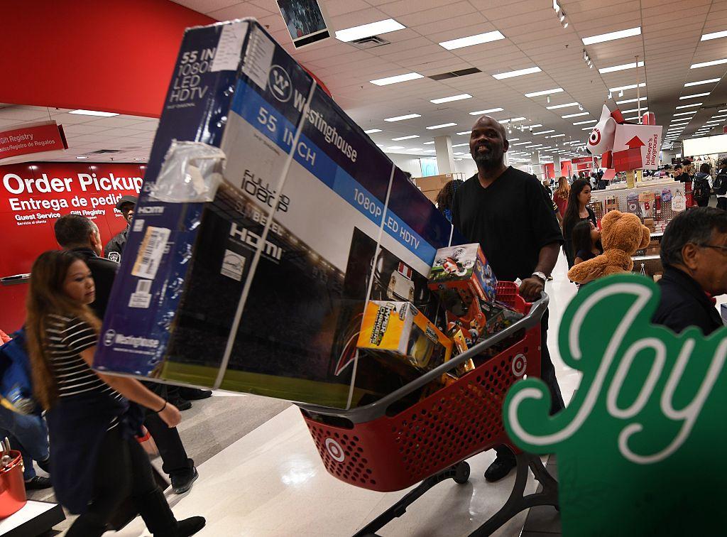 Black Friday Target