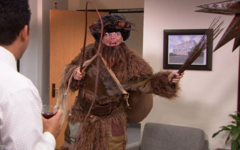 Dwight Christmas.Does The Office Have A Christmas Episode