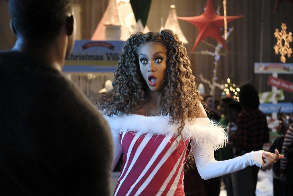 Tyra Banks in Life-Size 2