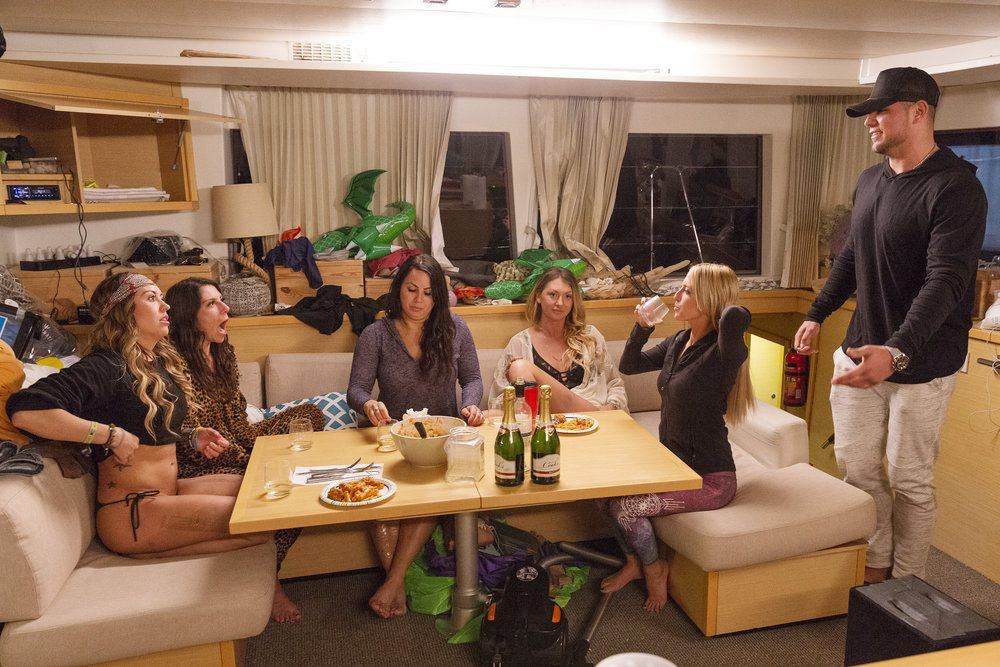 If You Love 'Below Deck,' You'll Be Obsessed with the New Bravo Show 'Unanchored'