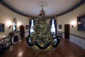How Tall Is the 2018 White House Christmas Tree?