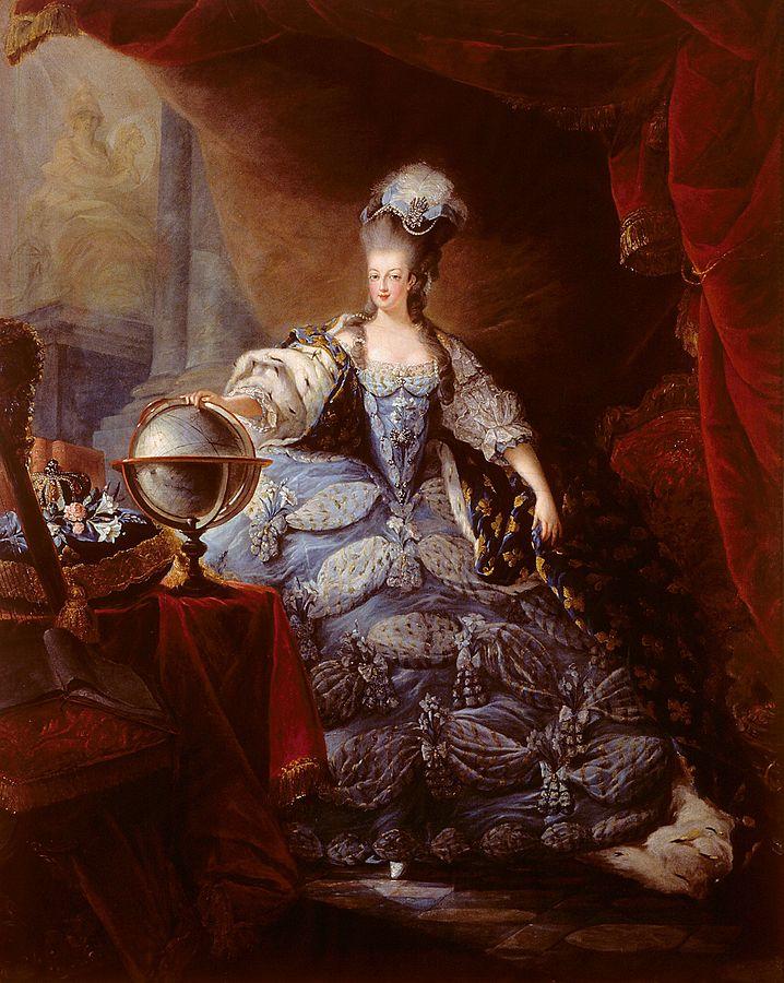 Marie Antoinette in 1775