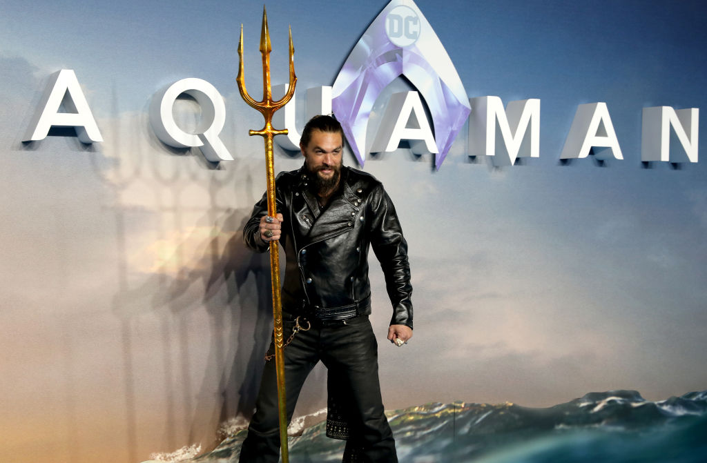 Aquaman How Much Money Did It Cost To Make Jason Momoas Latest Film