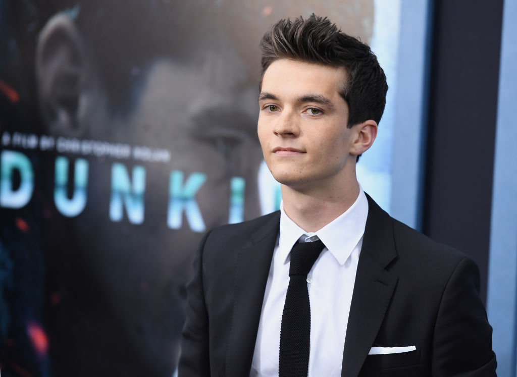 Fionn Whitehead stars in 'Black Mirror: Bandersnatch'