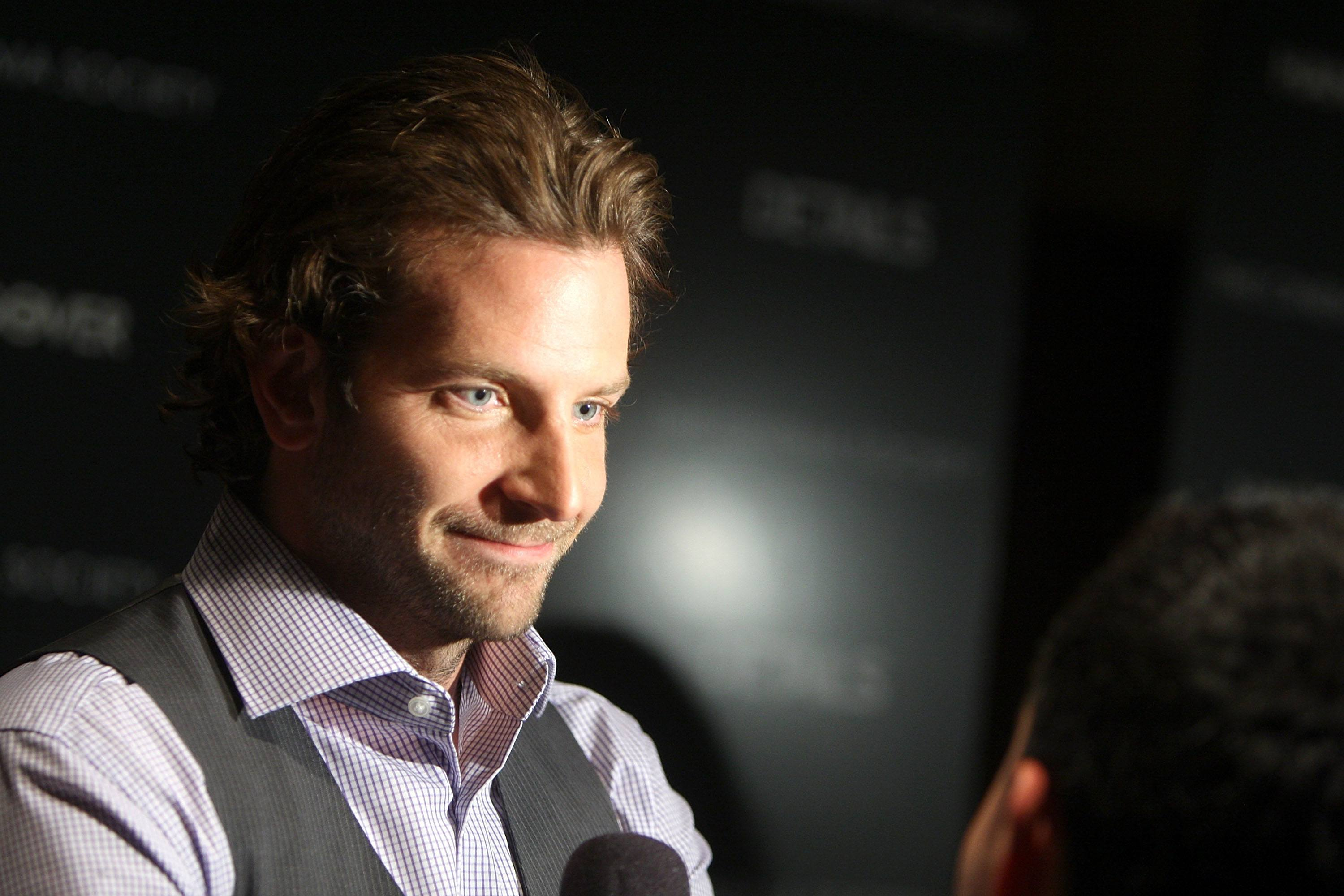 Bradley Cooper attends a screening of 'The Hangover' in 2009.
