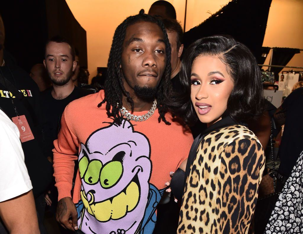 Cardi B Gets Offset S Name Tattooed On Her Leg: Cardi B And Offset's Split: Will The Two Rappers Get Back