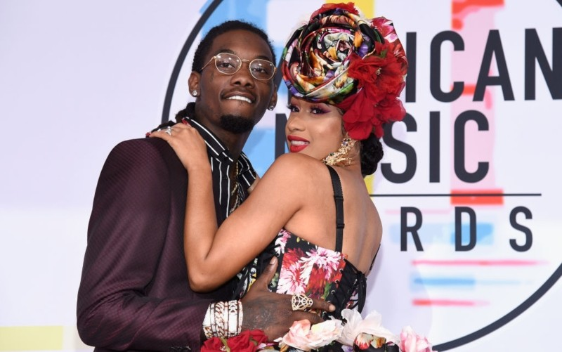 Cardi B announces breakup with Offset