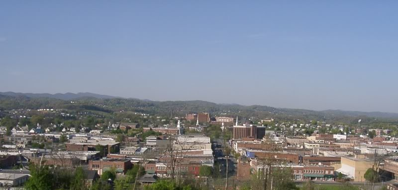 Kingsport, Tennessee, has one of the highest smoking rates in America.