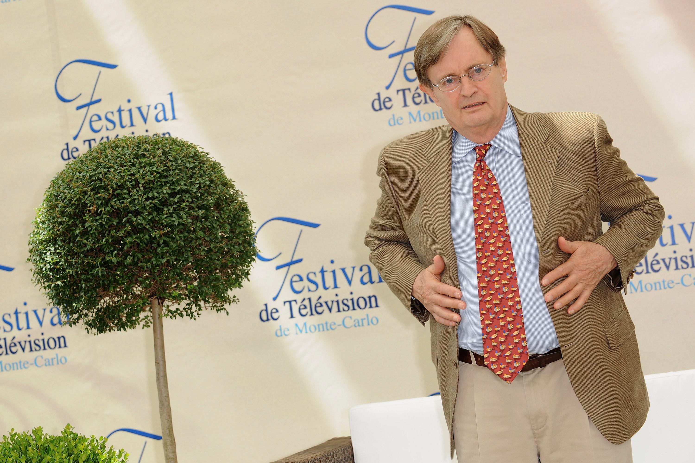 David McCallum at the 2009 Monte Carlo Television Festival