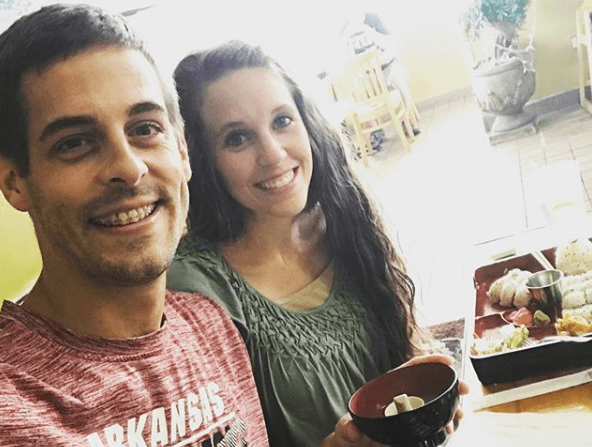 Derick Dillard and wife Jill Duggar