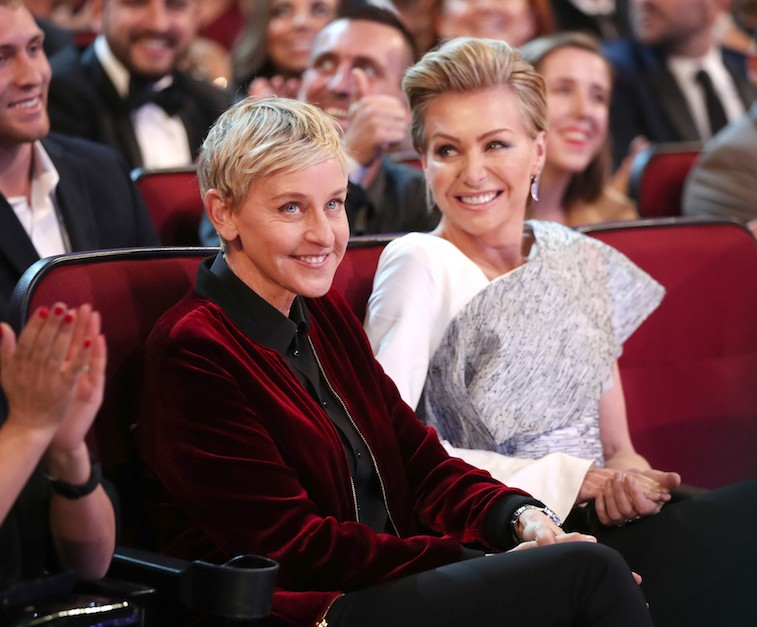 Who Is Portia De Rossi Ellen Degeneres Wife And Do They Work Together