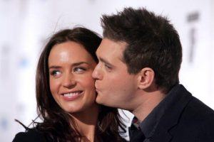 The Real Reason Emily Blunt and Michael Buble Broke Up