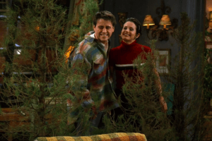 Every 'Friends' Christmas Episodes Ranked