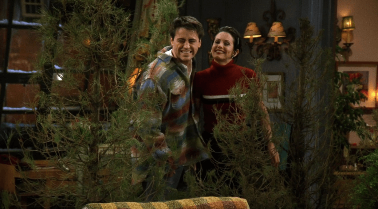 Friends' Christmas Episode Guide: How