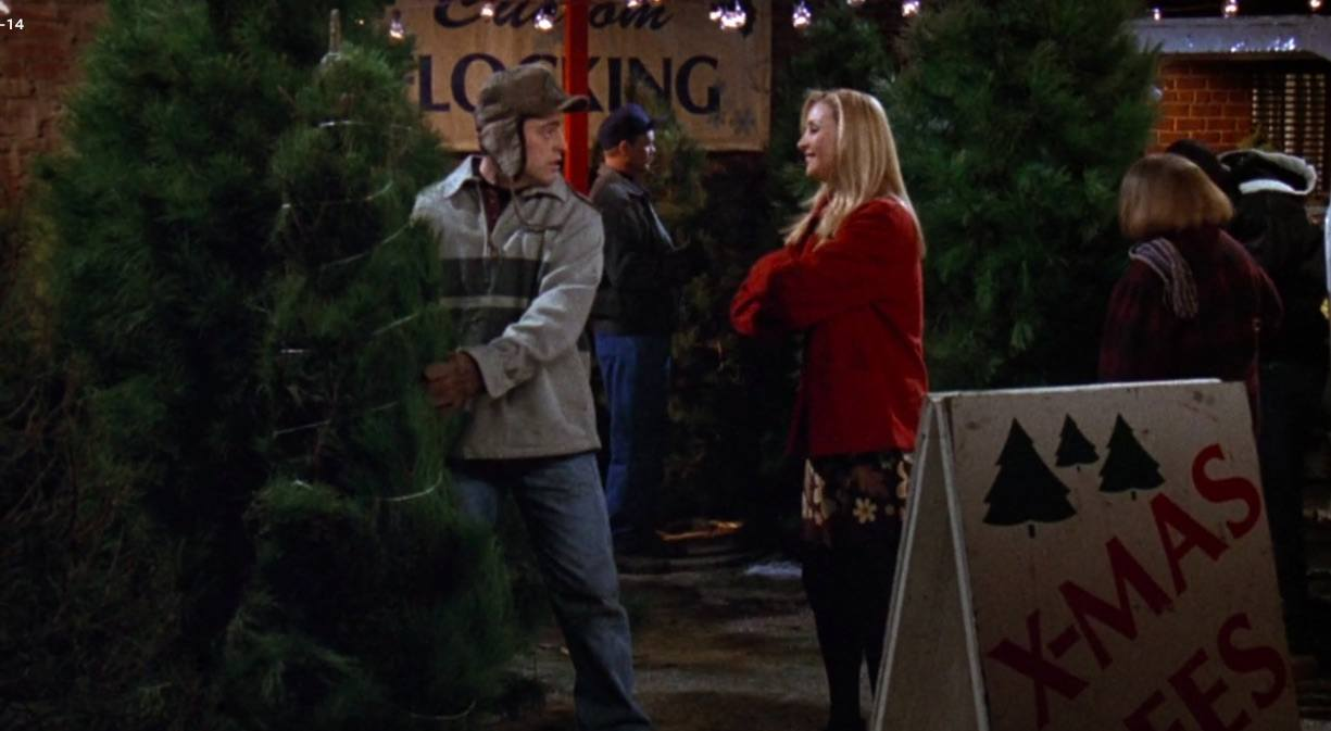 Does 'Friends' Have a Christmas Episode?