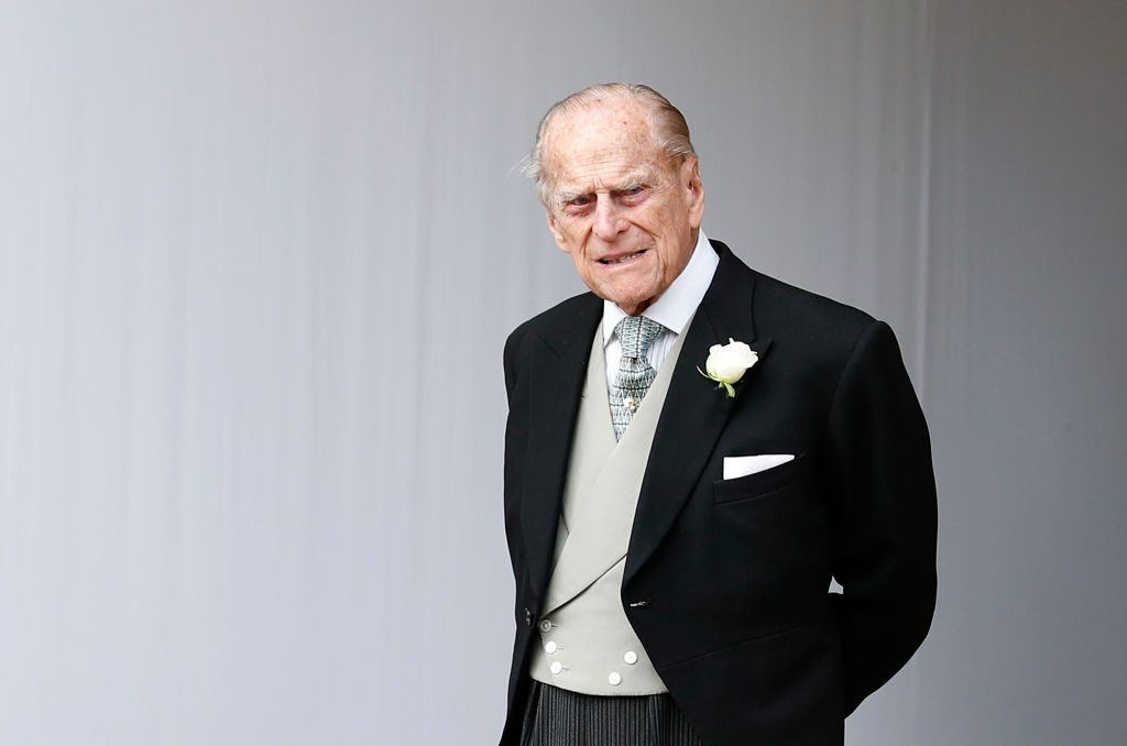 Prince Philip   Alastair Grant - WPA Pool/Getty Images